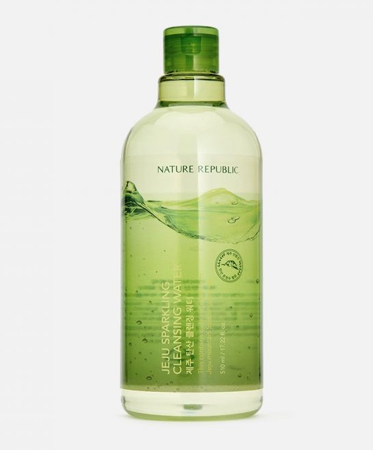 K-Beauty Makeup Remover Nature Republic