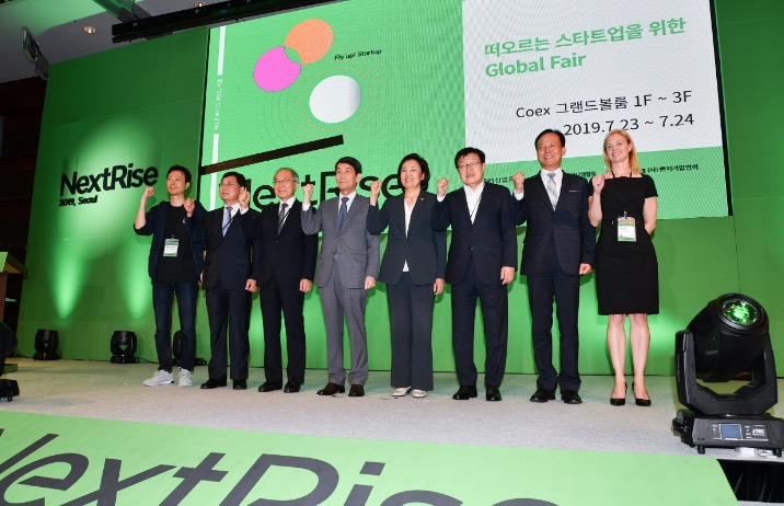 Open Innovation in Korea with NextRise 2019