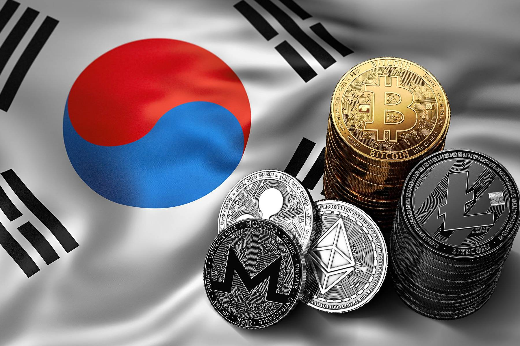 Cryptocurrency in Korea