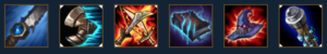 Evelynn item build