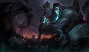 yorick - forgotten League of Legends Champions